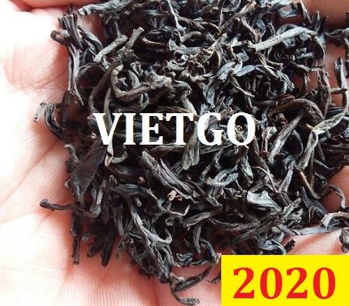 Cơ hội giao thương – Đơn hàng Đặc biệt thường xuyên - Cơ hội xuất khẩu Chè khô sang thị trường Kazakhstan.
