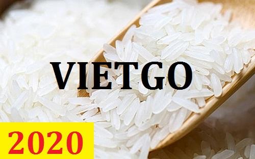 Cơ hội giao thương - Đơn hàng thường xuyên - Cơ hội xuất khẩu gạo trắng sang thị trường Mozambique