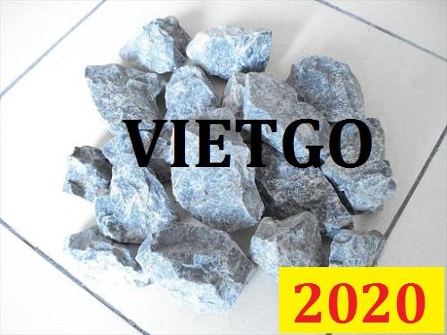Cơ hội giao thương Đặc Biệt Cả Năm  – Vị khách hàng người Pháp cần nhập khẩu sản phẩm dolomite từ Việt Nam