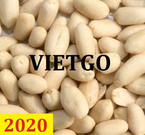Cơ hội giao thương – Đơn hàng Thường Xuyên - Cơ hội xuất khẩu Lạc Nhân sang thị trường Venezuela.