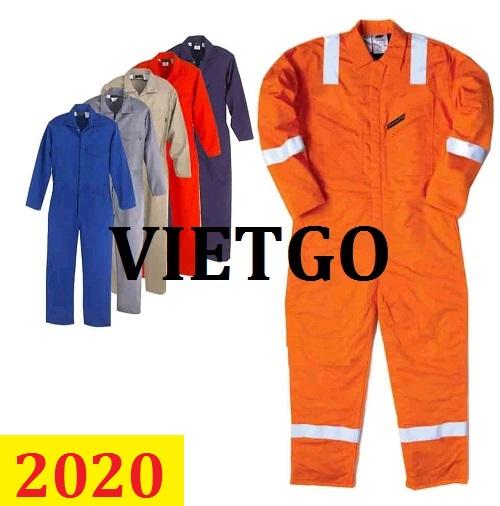 Cơ hội giao thương – Đơn hàng thường xuyên - Cơ hội xuất khẩu bộ đồ bảo hộ lao động đến thị trường Malaysia