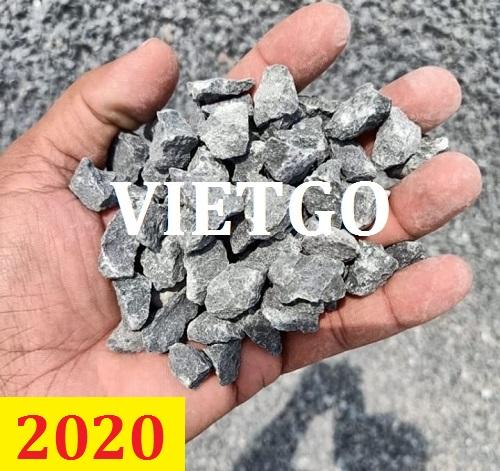 Cơ hội giao thương – Đơn hàng cả năm – Cơ hội xuất khẩu đá dăm sang thị trường Bangladesh