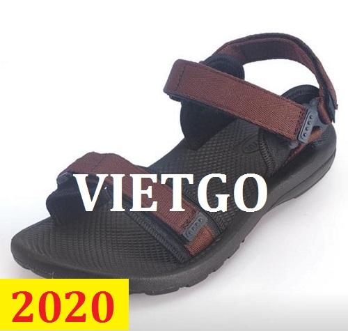 Cơ hội giao thương – Đơn hàng thường xuyên - Cơ hội xuất khẩu Các sản phẩm về giày, dép đến thị trường Yemen
