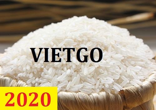 Cơ hội giao thương – Đơn hàng thường xuyên - Cơ hội xuất khẩu Gạo Trắng sang thị trường Trung Quốc.