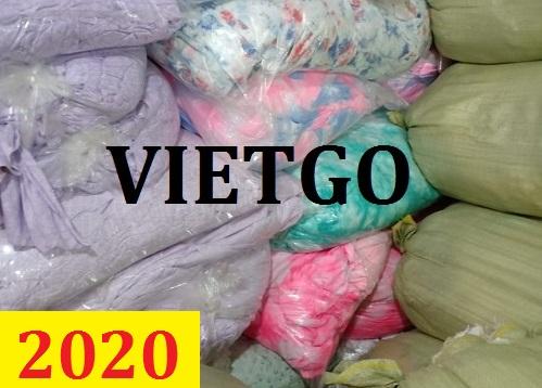 Cơ hội giao thương – Đơn hàng thường xuyên - Doanh nghiệp tại Pakistan đang cần tìm gấp nhà cung cấp cho đơn hàng vải may mặc