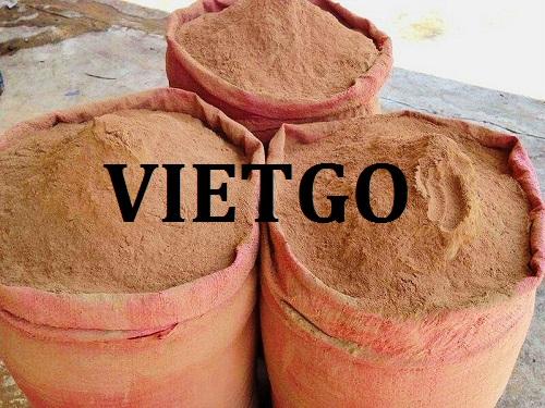 Cơ hội giao thương Đặc Biệt Cả Năm –  Vị khách hàng Ấn Độ cần nhập khẩu Bột làm hương từ Việt Nam
