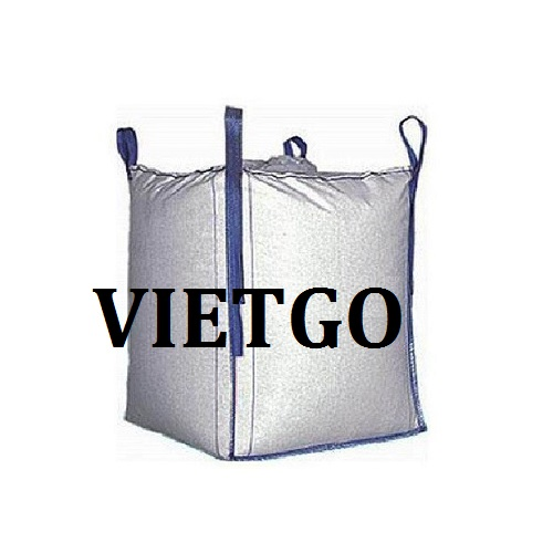 Cơ hội giao thương – Đơn hàng thường xuyên - Cơ hội cung cấp sản phẩm Bao Jumbo cho một doanh nghiệp tại Mỹ