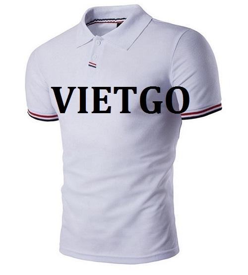 Cơ hội giao thương – Cơ hội xuất khẩu áo Polo - shirt đến thị trường Qatar