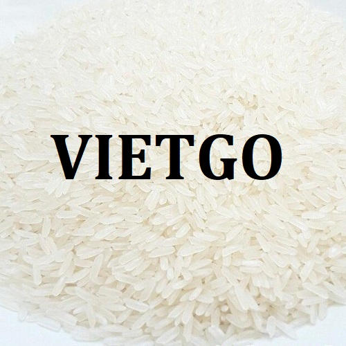 Cơ hội giao thương – Đơn hàng thường xuyên - Cơ hội xuất khẩu gạo trắng sang thị trường Ấn Độ.