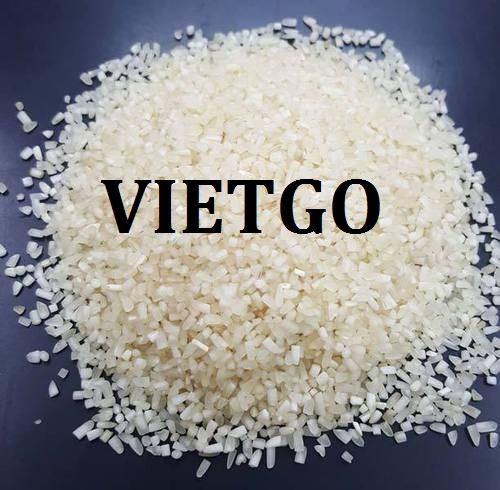 Cơ hội giao thương – Đơn hàng Hàng tháng - Cơ hội xuất khẩu Gạo tấm sang thị trường El Salvador
