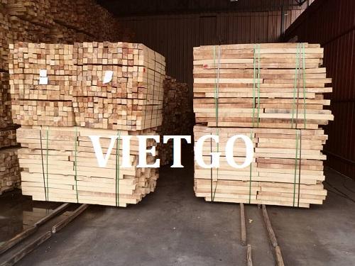 Cơ hội giao thương - Cơ hội xuất khẩu gỗ cao su xẻ sang Trung Quốc