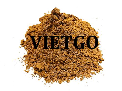 Cơ hội giao thương – Đơn hàng thường xuyên – Thương nhân Ấn Độ cần nhập khẩu Bột làm hương tại Việt Nam