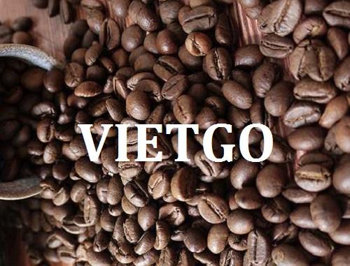 Cơ hội giao thương – Đơn hàng Thường Xuyên  - Cơ hội xuất khẩu Café hạt sang thị trường Philippines