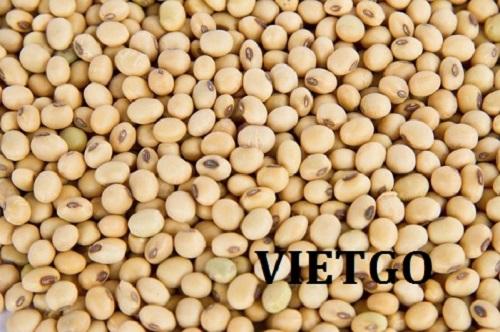Cơ hội giao thương – Đơn hàng Cả Năm  - Cơ hội xuất khẩu Đậu nành cho vị khách hàng tiềm năng của VietGo sang thị trường Bangladesh.