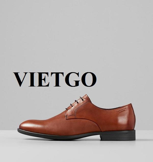 Cơ hội giao thương - Cơ hội xuất khẩu giày da thời trang nam sang thị trường Nambia