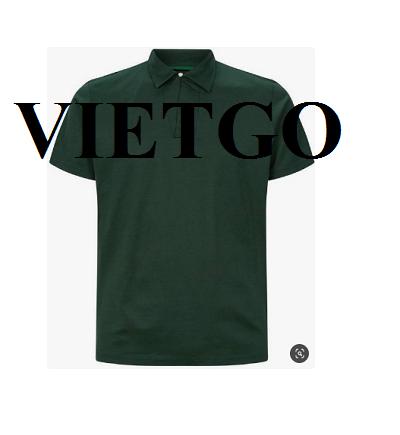 Cơ hội giao thương - Cơ hội xuất khẩu sản phẩm áo Polo Shirt đến thị trường Ai Cập