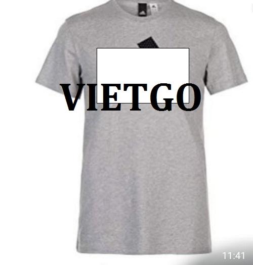 Cơ hội giao thương - Cơ hội xuất khẩu áo T-shirt và áo Polo sang thị trường Bungary