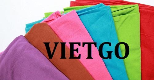 Cơ hội giao thương - Cơ hội xuất khẩu vải may mặc sang thị trường Ấn Độ