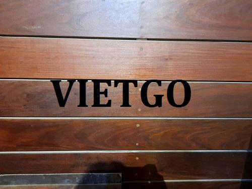 Cơ hội giao thương - Cơ hội xuất khẩu Ván sàn gỗ ngoài trời đến từ vị khách hàng người Ấn Độ