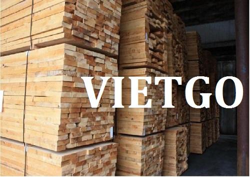 Cơ hội giao thương - Cơ hội xuất khẩu Gỗ keo xẻ sang thị trường Hàn Quốc