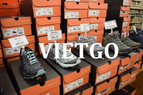 Cơ hội giao thương - Cơ hội xuất khẩu giày tồn kho sang thị trường Isarel
