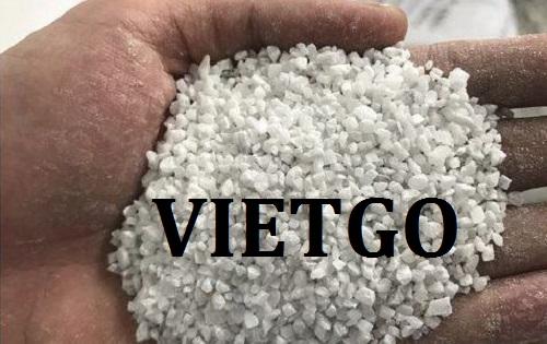 Cơ hội giao thương – Đơn hàng thường xuyên – Cơ hội xuất khẩu Bột đá  sang thị trường Bangladesh