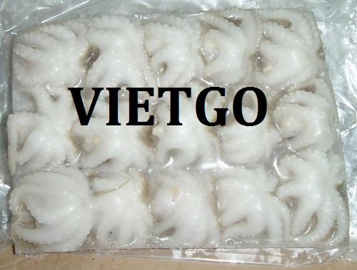 Cơ hội giao thương – Đơn hàng thường xuyên – Doanh nghiệp Chile cần nhập khẩu Bạch tuộc từ thị trường Việt Nam