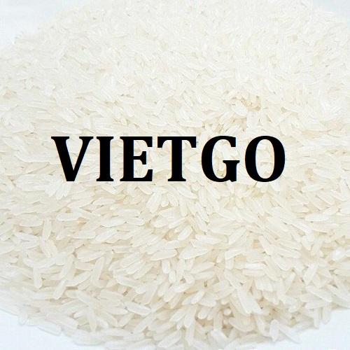 Cơ hội giao thương – Cơ hội xuất khẩu Gạo sang thị trường Congo