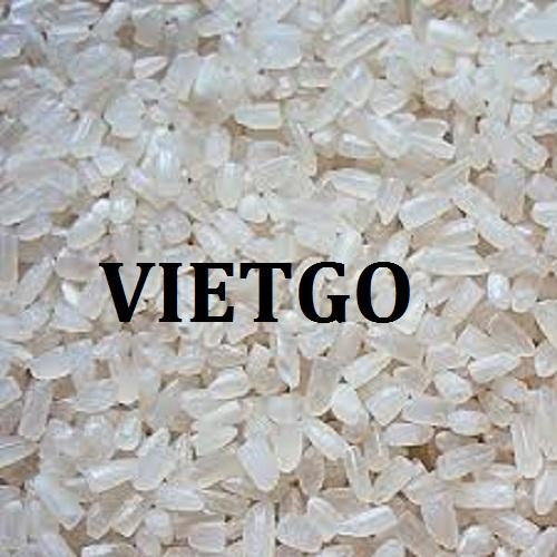 Cơ hội giao thương – Đơn hàng thường xuyên - Cơ hội xuất khẩu Gạo sang thị trường Philippines đến từ vị khách hàng người Mỹ