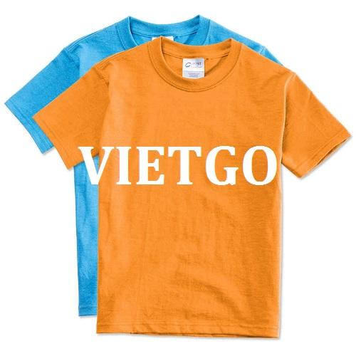 Cơ hội giao thương - Cơ hội xuất khẩu áo T-shirt và áo Polo tới thị trường Tanzania