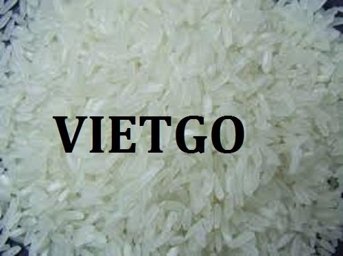 Cơ hội giao thương – Đơn hàng cả năm - Cơ hội xuất khẩu Gạo trắng sang thị trường Senegal đến từ vị khách hàng người Ấn Độ