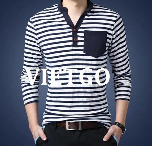 Cơ hội giao thương – Đơn hàng hàng tháng - Cơ hội xuất khẩu áo Polo và T-shirt sang thị trường Australia