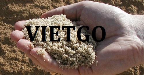 Cơ hội giao thương – Đơn hàng thường xuyên – Cơ hội xuất khẩu xỉ hạt lò cao cho vị khách hàng người Thái Lan
