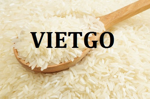Cơ hội giao thương  - Đơn Hàng Hàng Tháng -  Cơ hội xuất khẩu Gạo sang thị trường Singapore