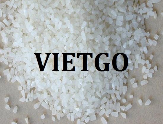 Cơ hội giao thương – Đơn hàng Hàng tháng - Cơ hội xuất khẩu Gạo sang thị trường Bờ Biển Ngà