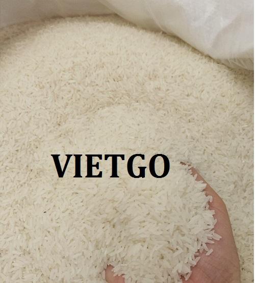 Cơ hội giao thương  - Đơn Hàng Cả Năm -  Cơ hội xuất khẩu Gạo sang thị trường Tây Ban Nha