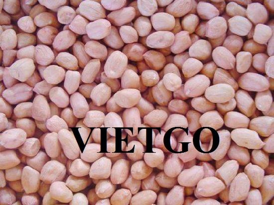 Cơ hội giao thương – Đơn hàng Hàng tháng - Cơ hội xuất khẩu Lạc Nhân sang thị trường Trung Quốc.