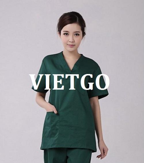 Cơ hội giao thương – Cơ hội xuất khẩu đồng phục dành cho y tá đến thị trường Canada