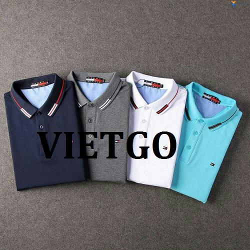 Cơ hội giao thương – Cơ hội xuất khẩu mặt hàng áo Polo và T-shirt tới thị trường Ấn Độ