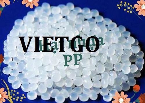 Cơ Hội Giao Thương - Đơn Hàng Hàng Tháng – Cơ Hội Xuất Khẩu Hạt nhựa PP Sang Thị Trường Ấn Độ.