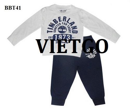 Cơ hội giao thương - Cơ hội cung cấp mặt hàng quần áo trẻ em tới thị trường Malaysia