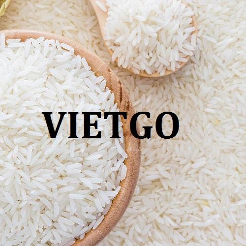 Cơ hội giao thương  - Đơn Hàng Thường Xuyên  -  Cơ hội xuất khẩu Gạo sang thị trường UAE