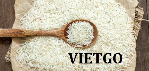 Cơ hội giao thương  - Đơn Hàng Hàng Tháng -  Cơ hội xuất khẩu Gạo sang thị trường Ấn Độ