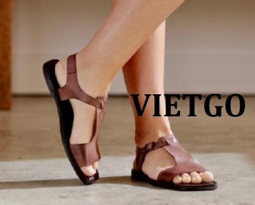 Cơ hội giao thương -  Đơn hàng thường xuyên - Cơ hội xuất khẩu sản phẩm Giày dép nữ đến thị trường Ấn Độ