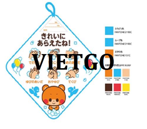 Cơ hội giao thương – Đơn hàng thường xuyên – Cơ hội xuất khẩu sản phẩm khăn bông sang thị trường Nhật Bản