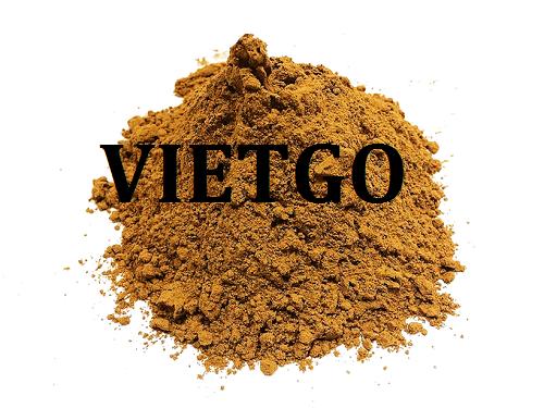 Cơ hội giao thương – Đơn hàng thường xuyên – Cơ hội xuất khẩu Bột làm hương sang thị trường Ấn Độ