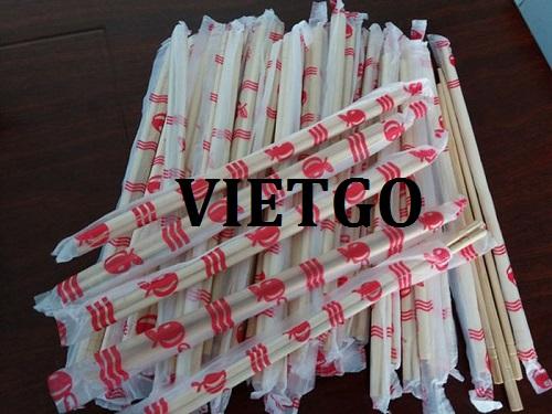 Ông Samarjeet thương nhân người Ấn Độ mới đây đã liên hệ với chúng tôi để tìm kiếm nhà cung cấp đũa tre dùng một lần tại Việt Nam.