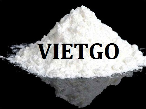 Cơ hội giao thương – Đơn hàng cả năm – Doanh nghiệp Ấn Độ cần tìm nhà cung cấp Bột đá vôi tại Việt Nam
