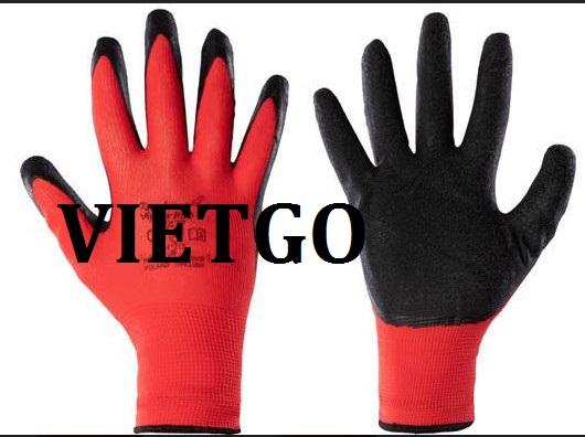 Cơ hội giao thương Đặc Biệt -  Đơn hàng hàng năm - Cơ hội xuất khẩu sản phẩm găng tay lao động cho một doanh nghiệp nổi tiếng đến từ Ba Lan.