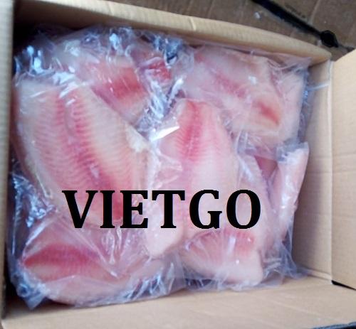 Cơ hội giao thương Đặc Biệt Thường Xuyên – Cơ hội xuất khẩu cá rô phi cho một công ty chuyên kinh doanh thực phẩm của Mexico